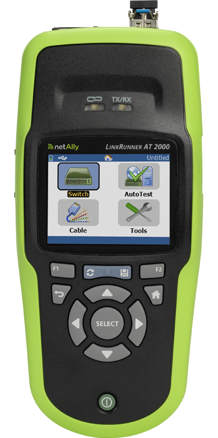 LinkRunner<sup>®</sup> AT