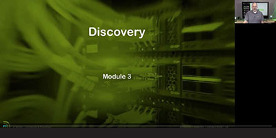 EtherScope nXG - Discovery