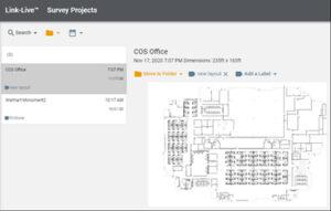 COS Office Floor Plan